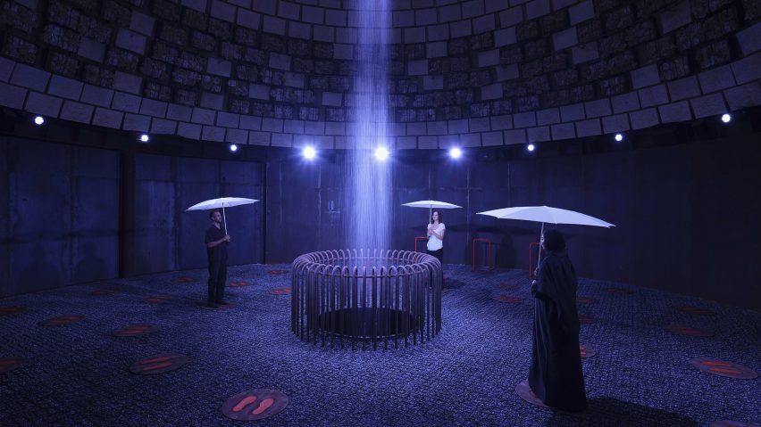 Dutch Biotope pavilion at Expo 2020 Dubai by V8 Architects