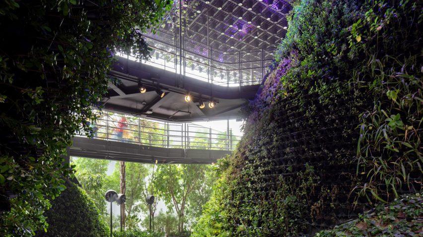 Singapore Pavilion att Dubai Expo