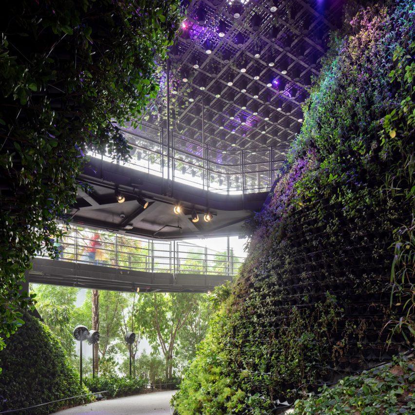 Павильон Сингапура на выставке Dubai Expo